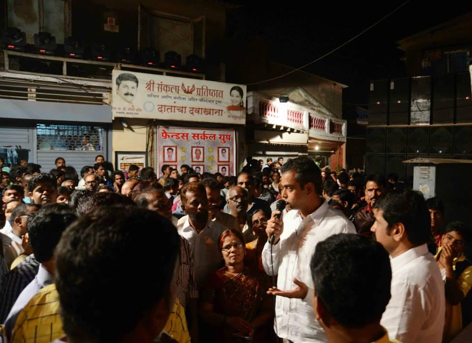 Voter Registration Celebrated Holi with r...